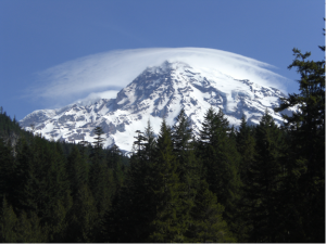 Mt. Rainier Weather Maker